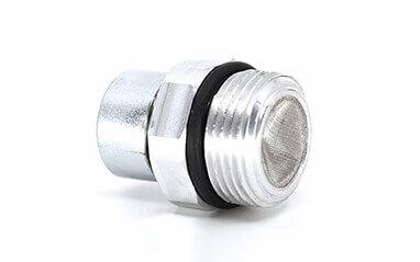 Nefeslik Havalandırma Tapası Alüminyum